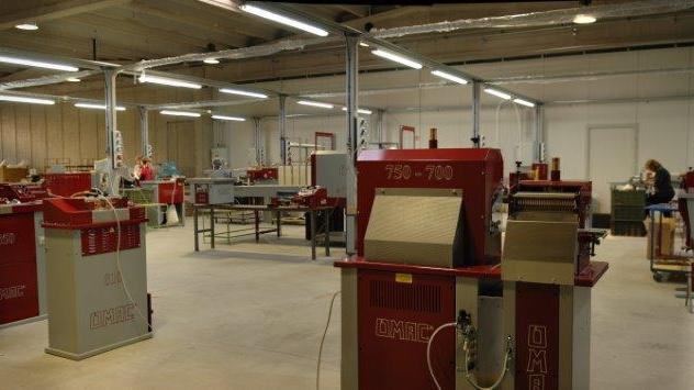 Monarchy Manufactoring Kft. pécsi gyára