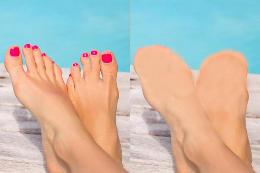 Míg a korai emberek inkább a lábuk középvonalán egyensúlyoztak járás közben, mára ez fokozatosan a nagylábujjunk felé tolódott. A szakemberek szerint egyensúlyunk középpontja folyamatosan változik, így a jövőben nem lesz szükség lábujjainkra.