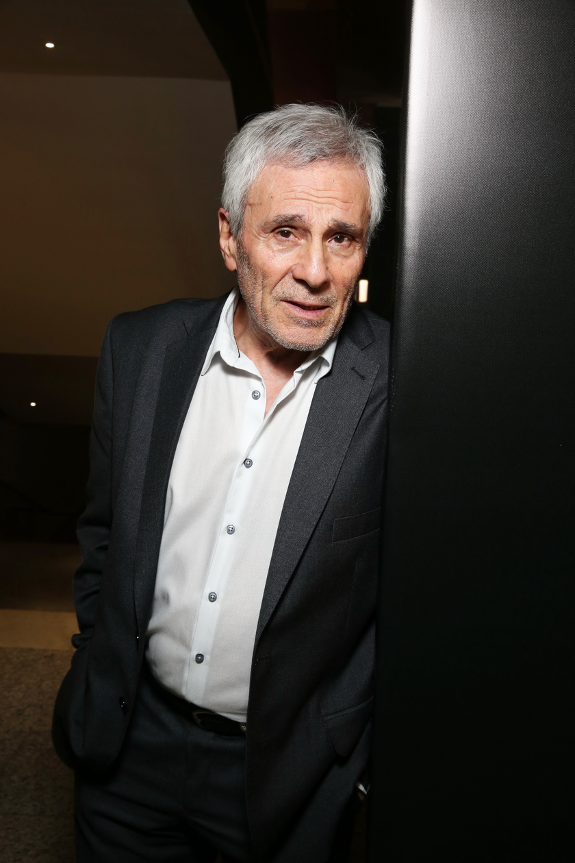 Gojko Mitic 78 évesen is remek formában van.