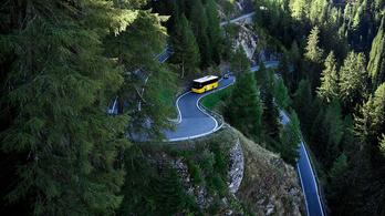 Ez lenne Európa leglátványosabb autóbuszos útvonala?