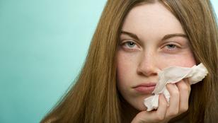 A legrosszabb allergiaszezon jöhet az éghajlatváltozás miatt