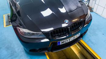 MűhelyPRN 9.: BMW 320d Touring (2011)
