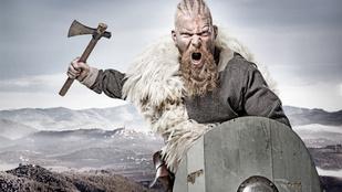 Járni is alig tudott, mégis ő lett a leghíresebb viking harcos
