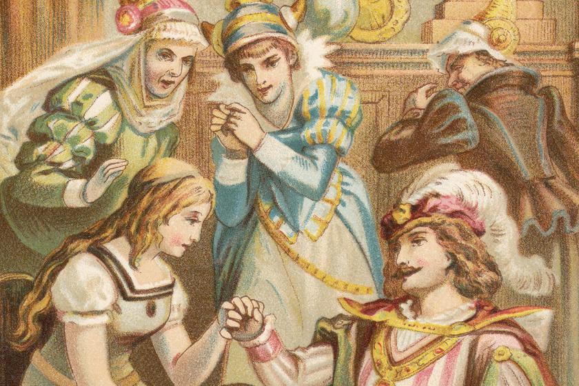 Hamupipőke eredeti sztorijában az egyik gonosz mostohatestvér levágja a saját lábujját, míg a másik a sarkából kimetsz egy hatalmas darabot, hogy beleférjen a cipellőbe. Büntetésként pedig Hamupipőke esküvőjén kivájják a szemüket.