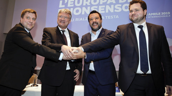 Salvini: Az EU nem egy álom, hanem egy rémálom
