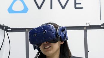 Félmillió forintba kerül a HTC Vive Pro