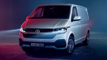 Megmutatták az új VW Transportert