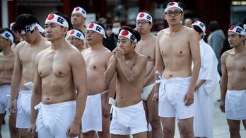 Minden tizedik negyvenes férfi még szűz Japánban