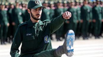 Washington terrorista szervezetnek minősítette az iráni Forradalmi Gárdát