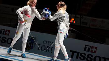 Világbajnok a junior női kardcsapat