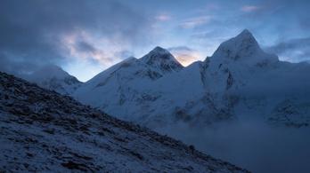 Megmérik a Mount Everestet, mert lehet, hogy nem is akkora, mint hittük