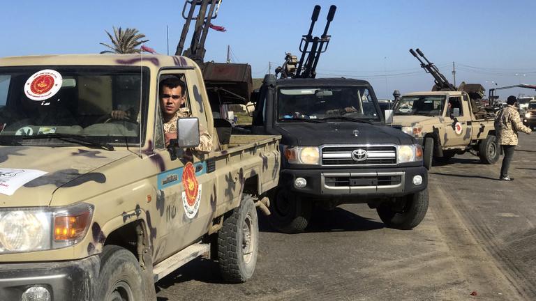 Kadhafi és a CIA emberén múlik a líbiai béke