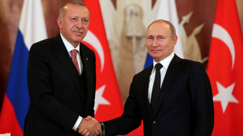 Erdoğan szerint joga van rakétarendszert venni Putyinéktól