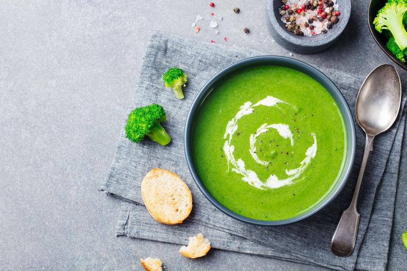 Laktató és finom, zsírégető fogások, melyekből kétszer szedhetsz: a brokkolitócsnitól a brokkolipüréig