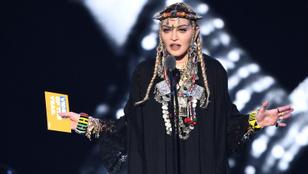 Madonna is fellép az Eurovíziós Dalfesztivál döntőjén