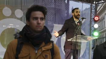 Az LMP cáfolta Vágó Gábort, az engedélyükkel szállt ki Puzsér az előválasztásból