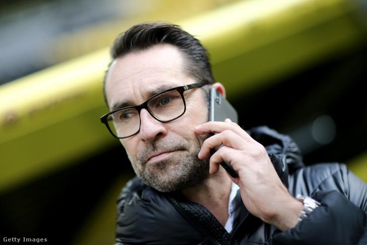 Michael Preetz, a Hertha BSC sportigazgatója