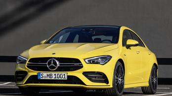 Íme, az új magyar AMG Mercedes