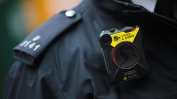 70 testkamerát használnak a magyar rendőrök
