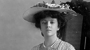 A Fehér Ház fekete báránya, a zabolázhatatlan Alice Roosevelt