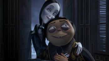 Rajzolva tér vissza a galád Addams család