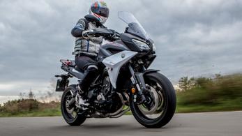 Yamaha Tracer 900 - 2018.