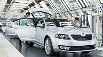 Nem tud elég autót gyártani a Škoda?