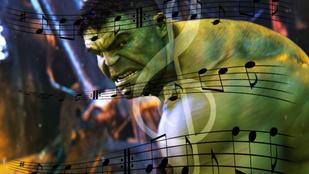 Miért nem emlékszünk a Marvel-filmek zenéjére?