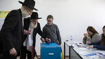 Izraeli választás: Netanjahu megint túlélte a vihart