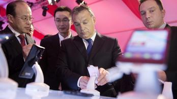 A magyar kormány elkötelezett a Huawei mellett