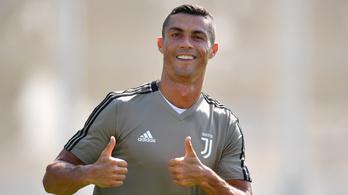 Ronaldo kezdeni fog az Ajax ellen, de egy új sérülés miatt aggódhatnak a Juve-szurkolók