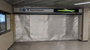 Egy rágcsáló miatt nem járt a 3-as metró a felújított szakaszon