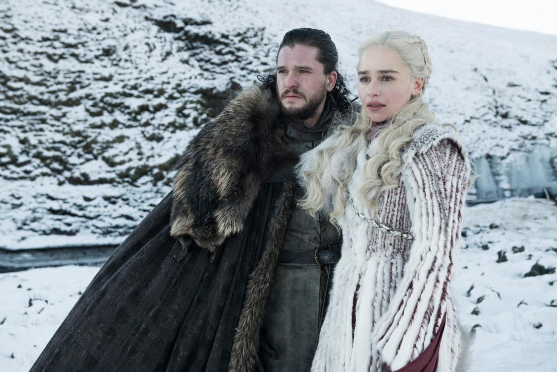 Daenerys és Havas Jon