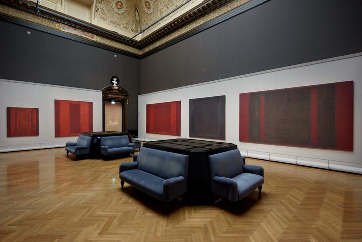 Rothko kiállítás Bécsben