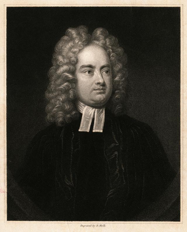 Jonathan Swift nagy tréfamester volt