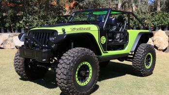 Ezért nem lesz 700 lóerős Jeep Wrangler