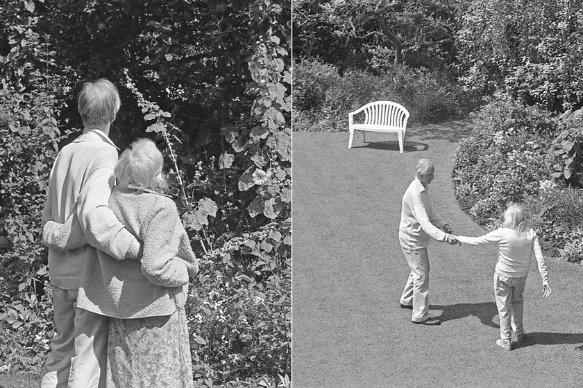 Végigfotózta szülei utolsó 10 együtt töltött évét - 60 éven keresztül szerették egymást, egészen a halálukig