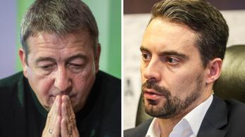A Kúria kimondta: Bayer Zsolt nem nevezheti gecinek Vona Gábort