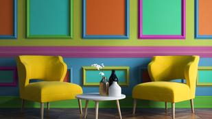 Így válaszd ki az otthonod színeit!