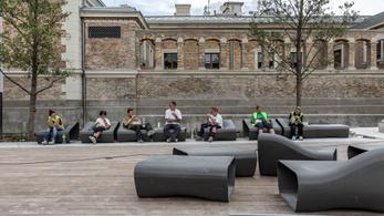 A Várkert Bazárba költöznek az Iparművészeti Múzeum kiállításai