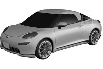 Nézzék, egy ismeretlen Toyota kupé