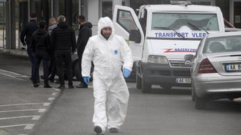 Agyonlőttek egy albán bandavezért a tiranai reptéren