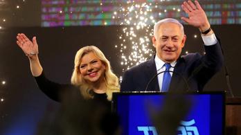 Hivatalosan is Netanjahu nyerte meg az izraeli választást
