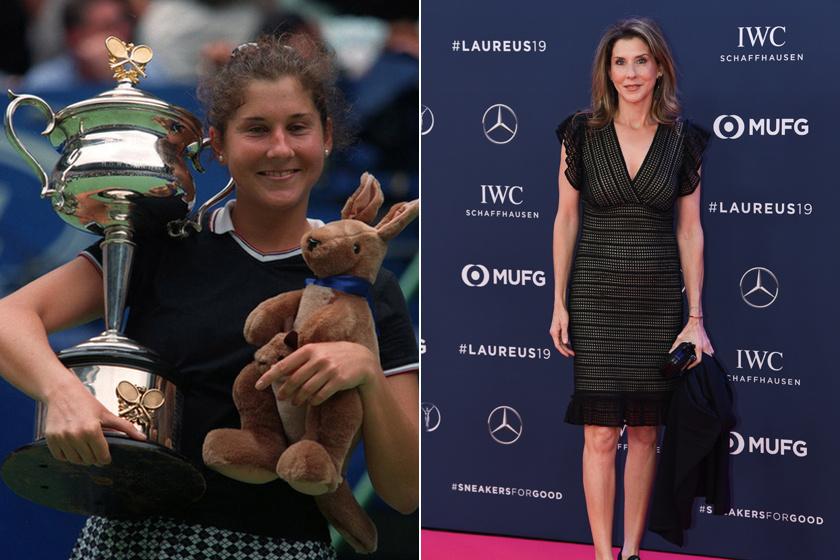 Szeles Mónika 22 évesen és 2019 februárjában a Monacóban megrendezett Laureus Sport Világdíjak átadási ünnepségén.