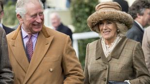 Romantikus képpel ünnepelte Károly herceg és Kamilla a 14. házassági évfordulójukat