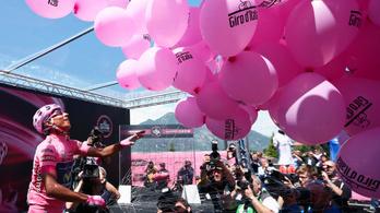 Budapestről startolhat a 2020-as Giro d'Italia