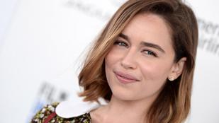 Emilia Clarke őszintén beszélt sztrókjáról
