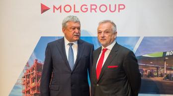 107 milliárd forint osztalékot fizet a Mol