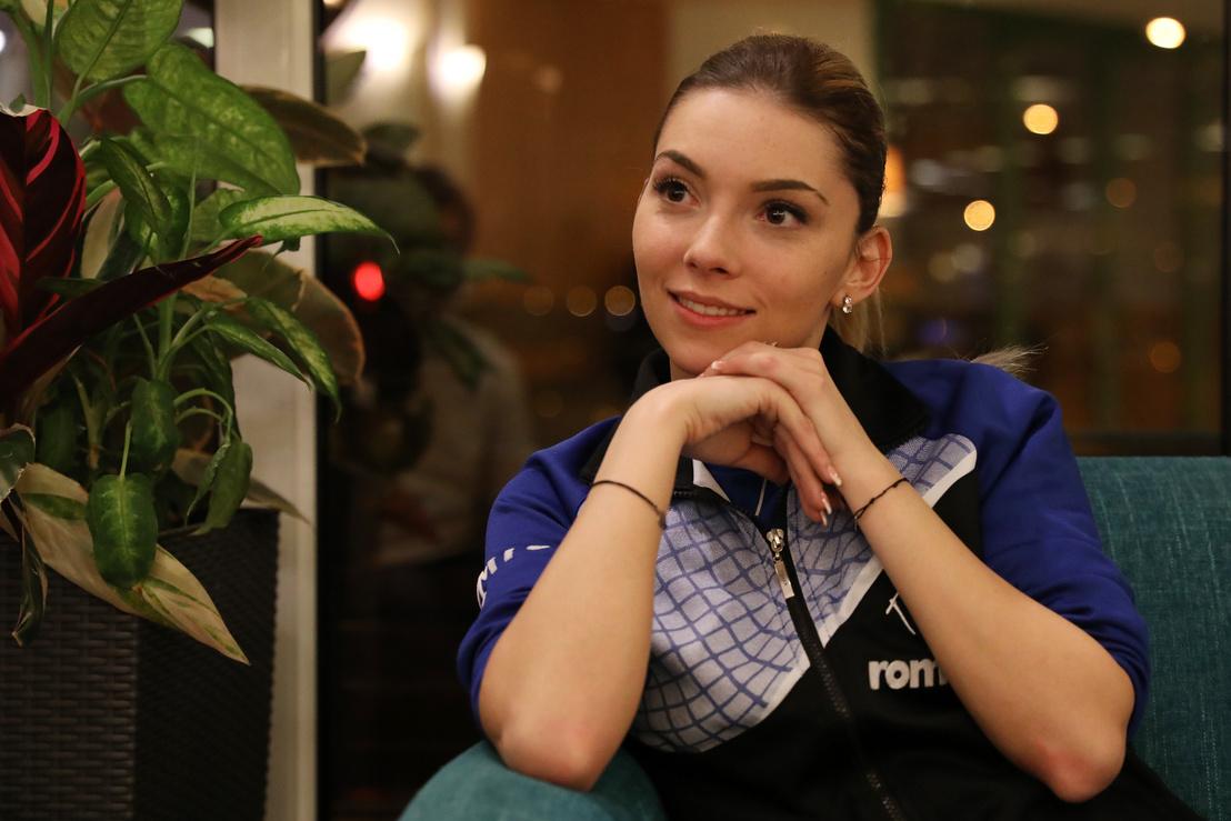 Egy erdélyi magyar lány megtörheti a kínaiak uralmát asztaliteniszben