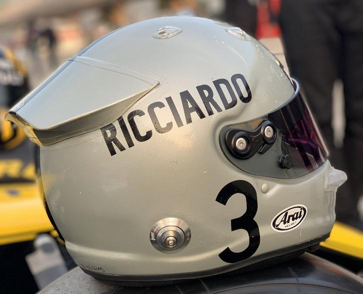 Retro Ricciardo